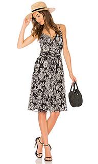Платье в цветочек ria - Ella Moss