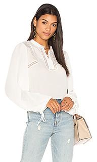 Plisse flowy blouse - ANINE BING