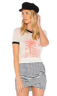 Первоклассная футболка thrills thrills thrills sold out - Obey