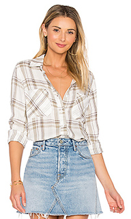 Two pocket button down - Bella Dahl