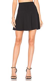 "High waist flare 16"" skirt - Susana Monaco"