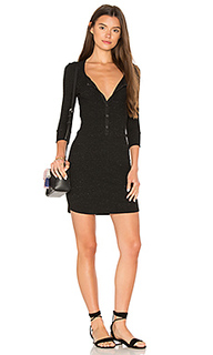 Henley tee dress - David Lerner