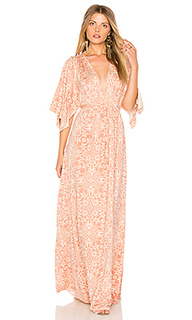 Long caftan dress - Rachel Pally