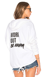 Худи marion work out be happy - TYLER JACOBS