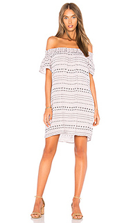 Платье с открытыми плечами daisy - Michael Stars