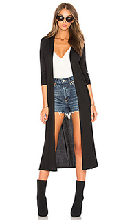 Feather weight jersey cardigan - Bobi
