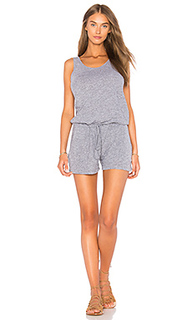 Scoop neck romper - MONROW