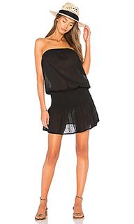 Сетчатое платье без рукавов - Bobi