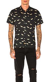 Рубашка на пуговицах melon - Ambsn