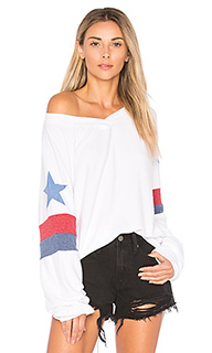 Star-spangled pullover - Wildfox Couture