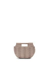 Маленькая сумка тоут evelina - Cleobella