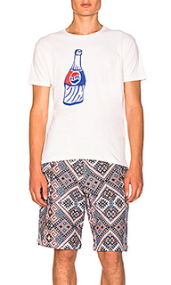 Футболка custom pepsi - CLOT