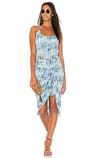 Платье с узлом - Vix Swimwear