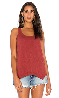Hanky shirttail tank top - Wilt