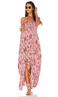 Макси платье hollie - Tiare Hawaii
