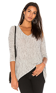 Coastline heather long sleeve tee - Bobi