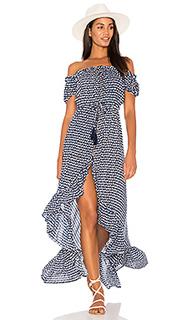 Макси платье riviera - Tiare Hawaii