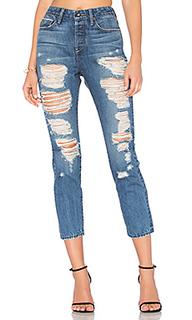 Укороченные джинсы dory - TORTOISE