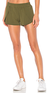 Draped shorts - Bobi