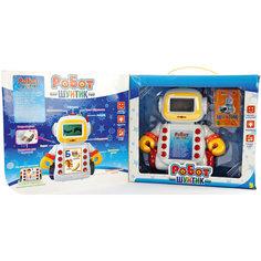 """Развивающий робот""""Шунтик"""", 60 карточек, Shantou Gepai"""