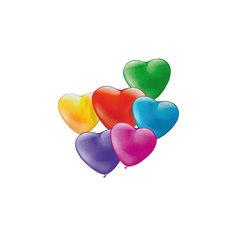 "Шары воздушные ""Mini-hearts"", 20 шт, блистер Herlitz"