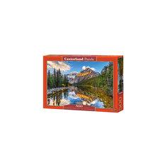 """Пазлы """"Утро в горах    """", 500 деталей, Castorland"""