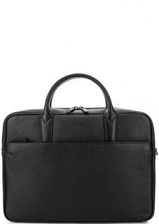 Кожаная сумка со съемным ремнем Lancaster
