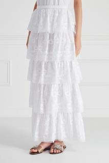 Хлопковая юбка Giamba