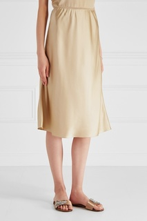 Шелковая юбка Ruban