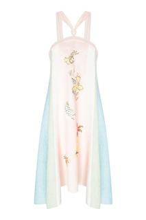 Льняное платье Peter Pilotto