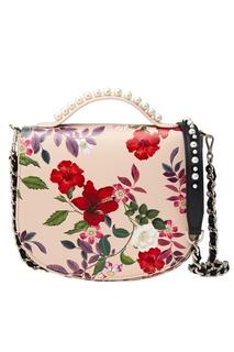 Кожаная сумка Mother of Pearl