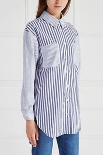 Хлопковая рубашка Mixer