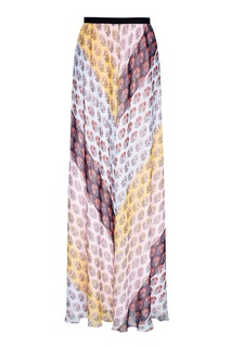 Шелковая юбка Giamba