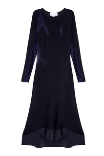 Однотонное платье Esteban Cortazar