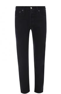 Укороченные однотонные джинсы Re/Done