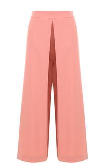 Укороченные широкие брюки со складкой Alexander Wang