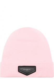 Шапка бини с логотипом бренда Givenchy