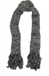 Вязанный шарф с бахромой M Missoni