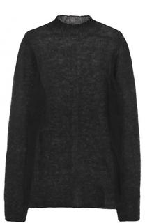 Полупрозрачный пуловер свободного кроя Rick Owens