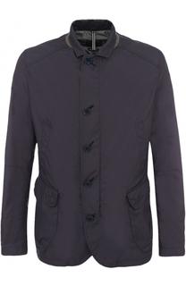 Куртка на пуговицах с отложным воротником Bogner