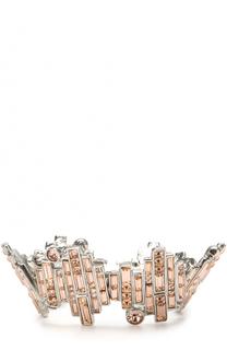 Браслет с кристаллами Swarovski Oscar de la Renta
