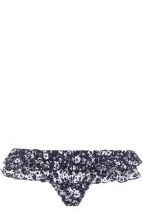 Плавки-бикини с оборками Polo Ralph Lauren