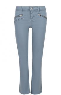 Однотонные джинсы прямого кроя Zadig&Voltaire Zadig&Voltaire