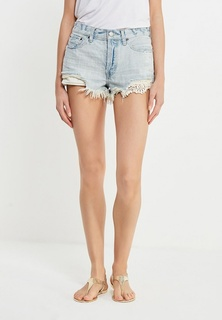 Шорты джинсовые Free People