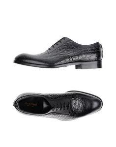 Обувь на шнурках Roberto Cavalli