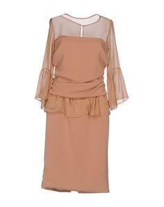 Платье до колена List