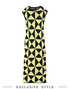 Платье до колена Arthur Arbesser x Yoox