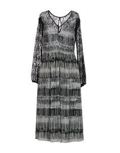 Платье длиной 3/4 Atos Atos Lombardini