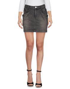 Джинсовая юбка Adidas Originals