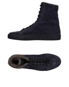 Высокие кеды и кроссовки Moreschi